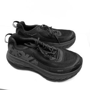 Shoes - Hoka One One Bondi 5 Women Sz 8.5D black WORN once